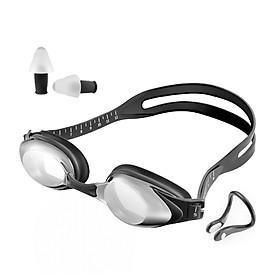 Xiaomi Yunmai Swimming Goggles Set Hd Anti-Fog Nose Stump Earplugs Silicone Swimming Glass Swim Goggles + Nose Clip +