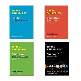 Combo sách Những câu hỏi lớn (trọn bộ 4 cuốn)