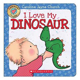 Love Meez: I Love My Dinosaur