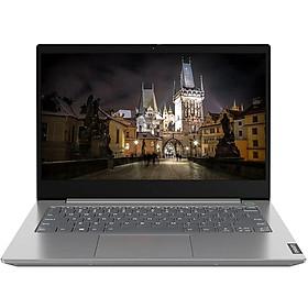 Laptop Lenovo ThinkBook 14-IML 20RV00B4VN (Core i5-10210U/ 4GB DDR4 2666MHz/ 256GB SSD M.2 NVMe/ 4GB DDR4 2666MHz/ DOS) - Hàng Chính Hãng