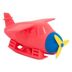Đồ chơi tắm silicone có báo nhiệt cho bé Marcus & Marcus - Sea Plane