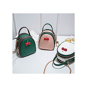 Túi Đeo Chéo Cherry 3 Ngăn Chất Siêu Đẹp - T837