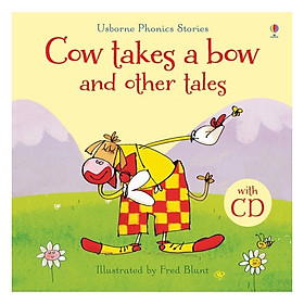 Cow Takes A Bow And Other Tales With Cd