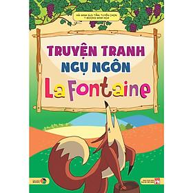 Truyện tranh ngụ ngôn La Fontaine ( tranh màu )