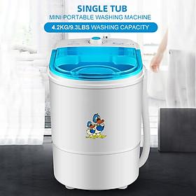 Máy giặt mini 4.2KG có khả năng vắt khô tiện lợi