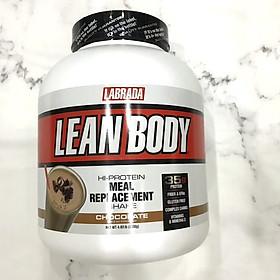 Leanbody MRP Labrada Meal Replacement Shaker ( 1 hộp = 30 serving) thay thể bữa ăn hoàn chỉnh