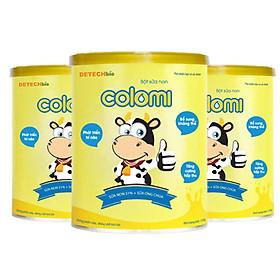 Bột sữa non Colomi 51% sữa non được nhập khẩu từ Mỹ cho bé hộp 200gr