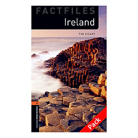 Oxford Bookworms Library (3 Ed.) 2: Ireland Factfile Audio CD Pack