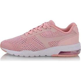 Giày thể thao nữ thoáng khí đế bằng - GN001 Hồng