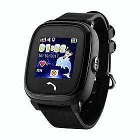Đồng hồ thông minh định vị trẻ em LBS KKTick KDF25L, nghe gọi 2 chiều, màn hình cảm ứng tiếng Việt, kháng nước IP67 - Hàng nhập khẩu