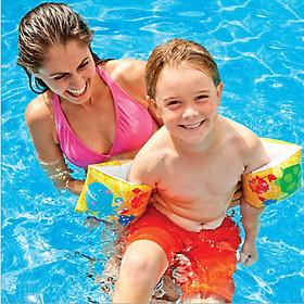 Phao tay tập bơi cao cấp  cho bé 3-6 tuổi