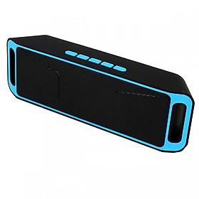 Loa Nghe Nhạc CS-802 Hỗ Trợ Bluetooth USB, Thẻ Nhớ, FM + Tặng Tai Nghe Bluetooth Nhét Tai