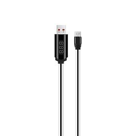 Cáp Sạc Nhanh Samsung Micro USB HOCO U29 + Tặng 5 Dây Quấn Cáp - Chính Hãng