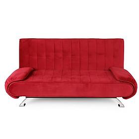 Sofa Giường Luxurious LDV Juno Sofa HCF-17_1 - Đỏ (180 x 110 cm)