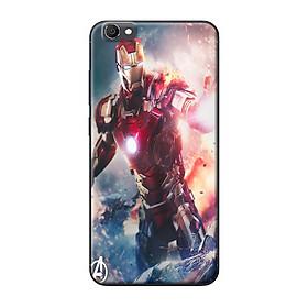 Ốp Lưng Dành Cho Điện Thoại Vivo V5 Iron Man