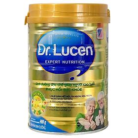 Sữa Bột Nutifood Dr.Lucen CareMax Hộp 900g giúp người cao tuổi phục hồi sức khỏe