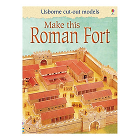 Usborne Make this Roman Fort
