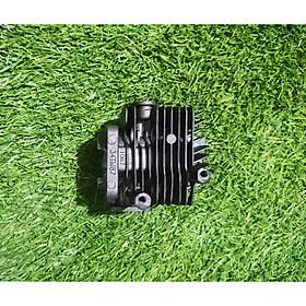 Nòng máy cắt cỏ 260 có chân gắn bộ điện (đầy đủ nòng bạc, piton, ăc, phe)