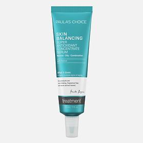 Tinh Chất Serum Cân Bằng Độ Ẩm Và Siêu Chống Lão Hóa Paula's Choice Skin Balancing Super Antioxidant Mattifying Concentrate Serum (30ml)