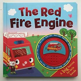 The Red Fire Engine - Xe cứu hỏa đỏ