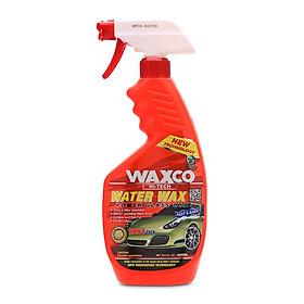 Xịt bóng sơn nhanh xe hơi WAXCO 600ml