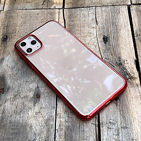 Ốp lưng viền dẻo si lưng trong dành cho iPhone 6 / 6s / 6 Plus / 6s Plus / 7 / 8 / SE 2020 / 7 Plus / 8 Plus / X / XS / XS Max / XR / 11 / 11 Pro / 11 Pro Max - Hàng chính hãng