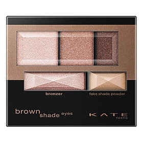 Kate Brown Shade Eyes N Phấn mắt tạo khối N KATE