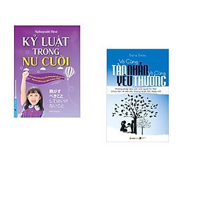 Combo 2 cuốn sách: Kỷ Luật Trong Nụ Cười + Vô Cùng Tàn Nhẫn Vô Cùng Yêu Thương Tập 1