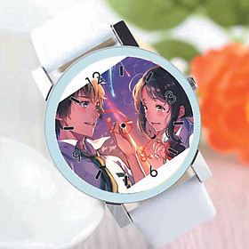 Đồng hồ đeo tay IN HÌNH Kmi No Na Wa - Your Name anime