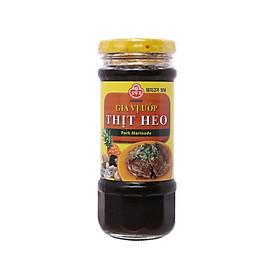 Gia vị ướp thịt heo Ottogi - chai 240gr