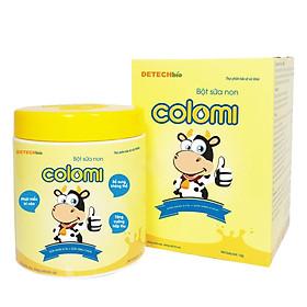Bột sữa non Colomi 51% sữa non được nhập khẩu từ Mỹ cho bé hộp 130gr