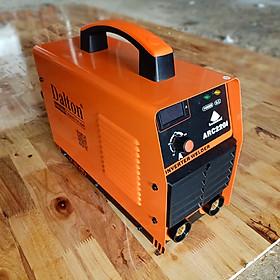 Máy hàn que điện tử DALTON ARC220i - Chính hãng - Công nghệ IGBT hiện đại Tặng Bộ Dây Kìm Hàn Kẹp Mát