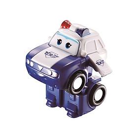 Đồ Chơi Mô Hình Robot Biến Hình Mini Kim Cảnh Sát Superwings YW730033