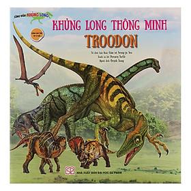 Công Viên Khủng Long - Khủng Long Thông Minh Troodon