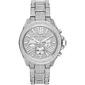 Michael Kors Women's Wren Chronograph Stainless Steel Watch