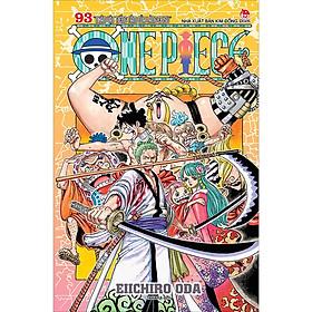 """One Piece Tập 93 : """"Nhân Vật Tiếng Tăm Của Làng Ebisu"""""""