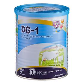 Sữa dê công thức DG-1 Goat Milk Infant Formula-1