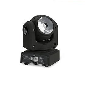Đèn Pha LED Chiếu Sáng RGBW Âm Thanh Tự Động DMX512 Tomshine (70W)