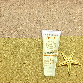 Kem Chống Nắng Avène Very High Protection Mineral Lotion SPF 50+ 100ml