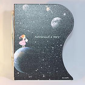 Kệ Chặn Sách Xếp - Astronaut Story