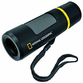 National Geographic 10X25 Monocular ống nhòm du lịch một mắt nhỏ gọn tiện dụng - Thiết bị quang học chính hãng Bresser