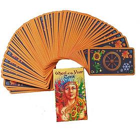 Bộ Bài Bói Tarot Wheel of the Year Tarot Cao Cấp