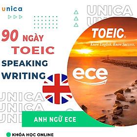 Khóa học NGOẠI NGỮ- Chinh phục Toeic Speaking-writing trong 90 ngày -[UNICA.VN