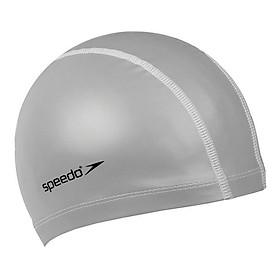 Nón Bơi Unisex Speedo Ultra Pace Cap (Bạc) 290519 (Size One Size)
