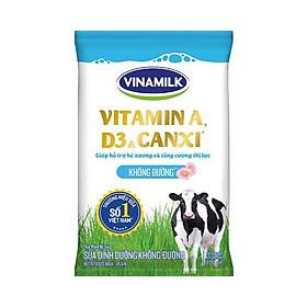 [Chỉ giao HCM] Sữa dinh dưỡng Vinamilk không đường 220ml-3147789