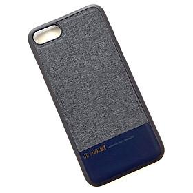 Ốp lưng iPhone 8 / 7 hiệu Memumi leather canvas - Hàng nhập khẩu