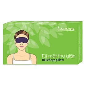 Túi Mắt Thư Giãn Trà Xanh Lamom TNM1-010
