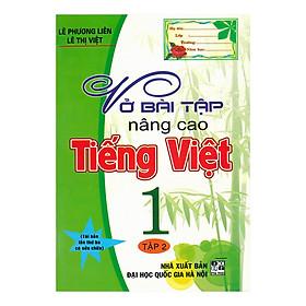 Vở Bài Tập Nâng Cao Tiếng Việt 1 (Tập 2)
