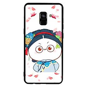 Hình đại diện sản phẩm Ốp Lưng Diên Hy Công Lược cho điện thoại Samsung Galaxy A8 Plus 2018 – Ngụy Anh Lạc