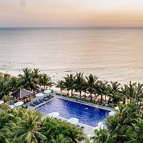 Amarin Resort & Spa 4* Phú Quốc - Vị Trí Cực Đẹp Đường Trần Hưng Đạo, Buffet Sáng, Hồ Bơi, Bãi Biển Riêng, Đón Tiễn Sân Bay